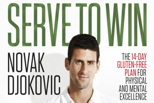 "5 Reasons Why You Should Read Novak Djokovic's Book ""Serve to Win"