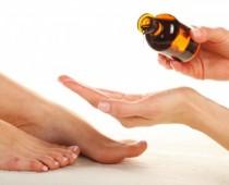 foot cellulitis