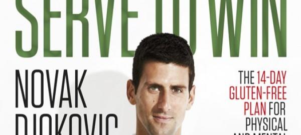 "5 Reasons Why You Should Read Novak Djokovic's Book ""Serve to Win"